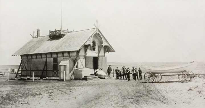 Surfside Lifeaving Station