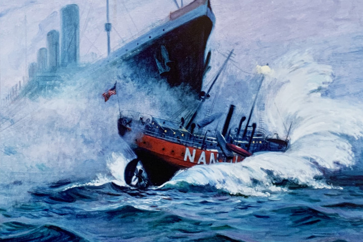 Painting From Uscg