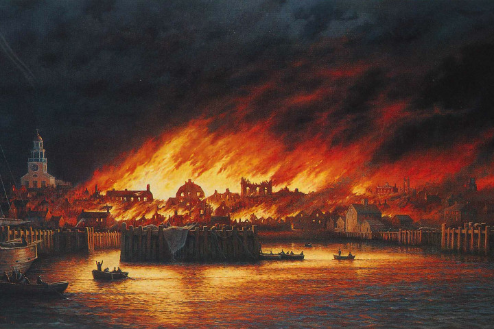 Charman The Great Fire