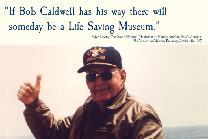 Bob Caldwell Image With Quote